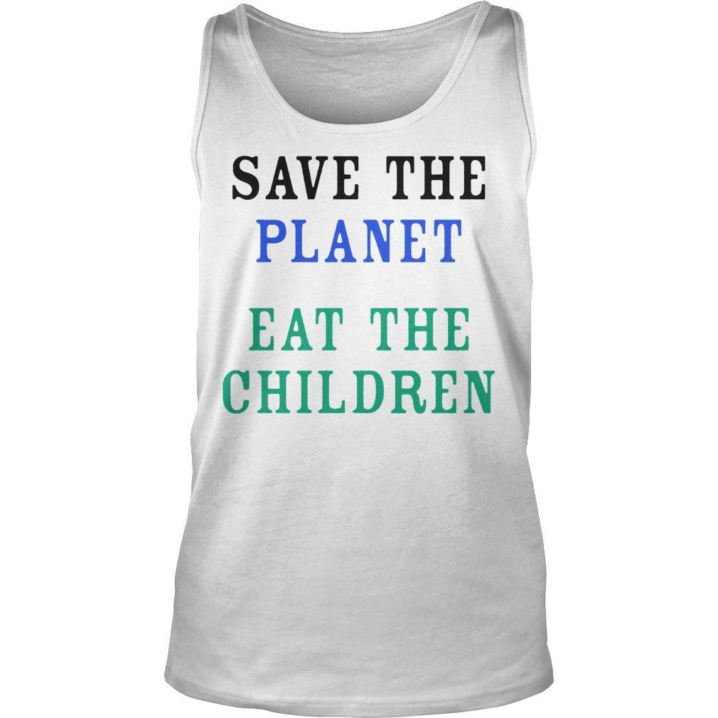 Eat The Babies T Tank Top