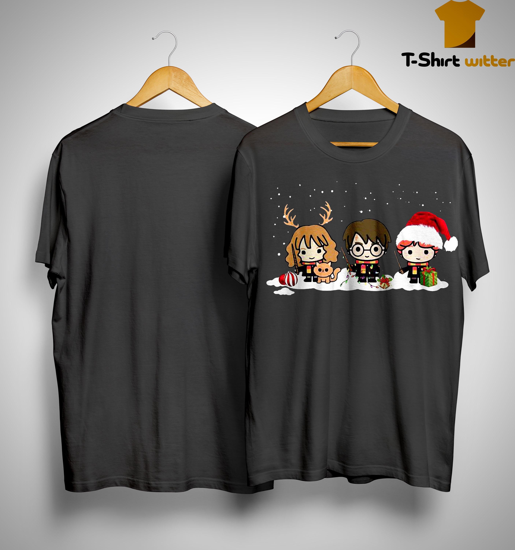 Harry Potter Characters Christmas Shirt