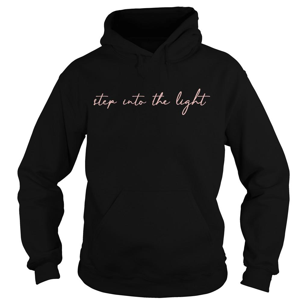 Harry Styles Lights Up Step Into The Light Hoodie