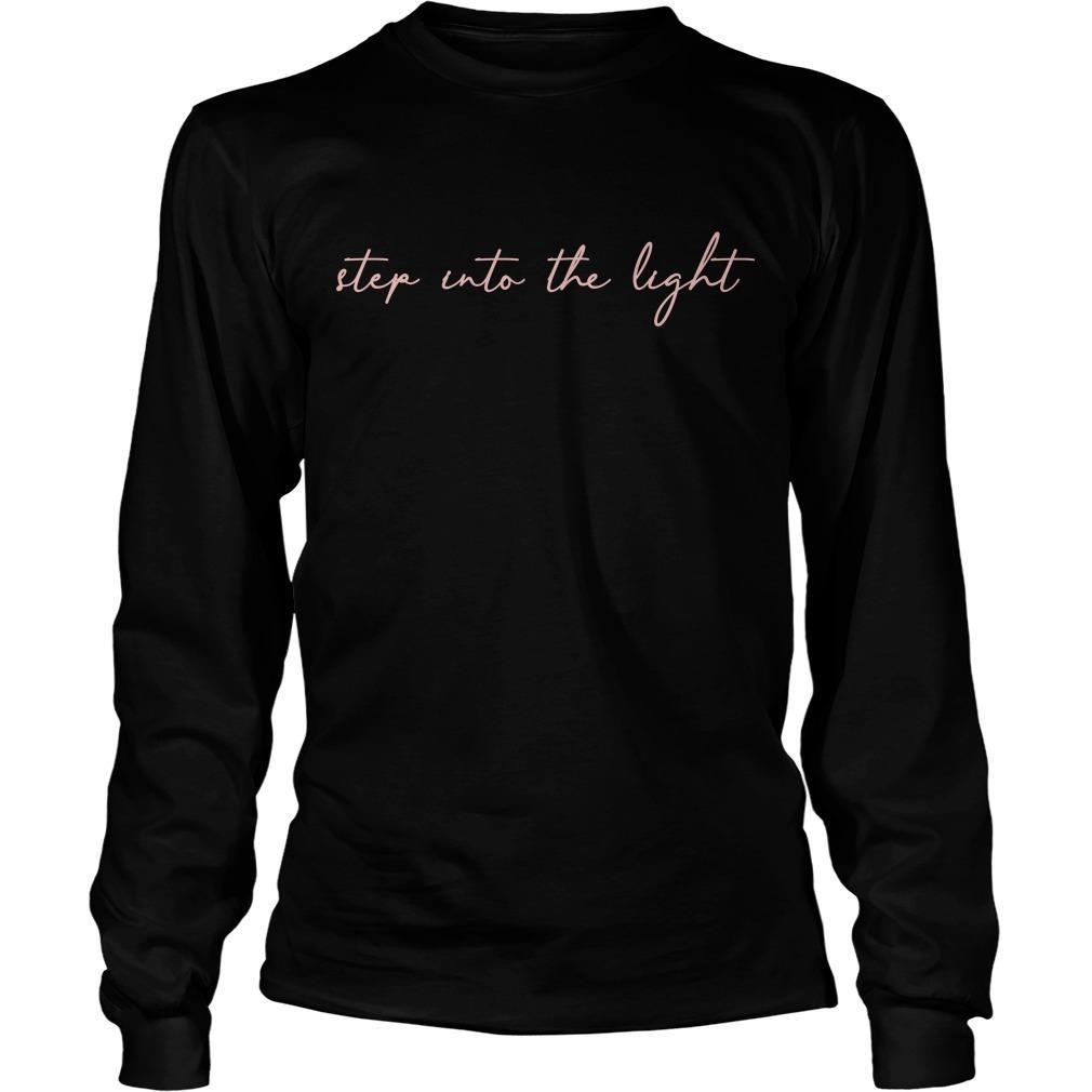 Harry Styles Lights Up Step Into The Light Longsleeve