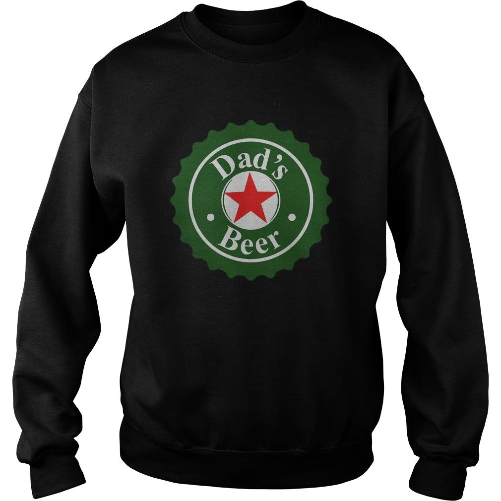 Heineken Dad's Beer Sweater
