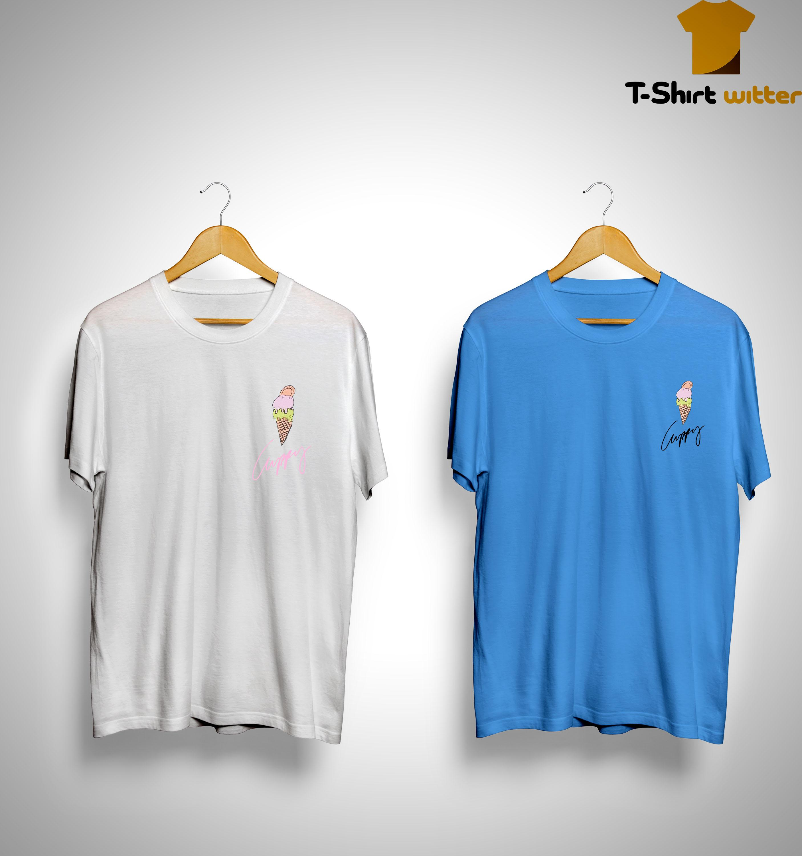 Ice Cream Cuppy Gelato Shirt