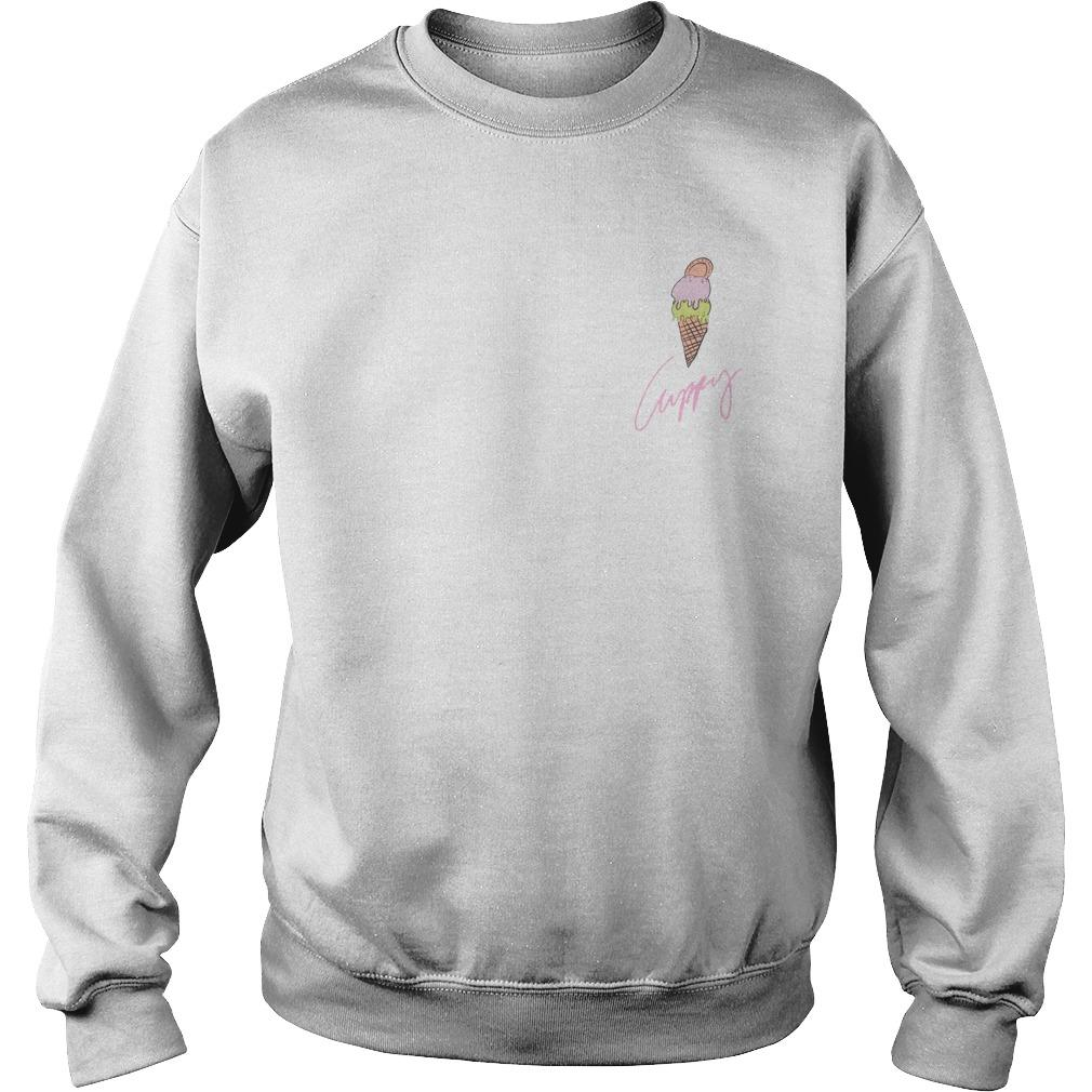 Ice Cream Cuppy Gelato Sweater