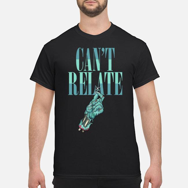 Jeffree Star Zombie Can't Relate Shirt