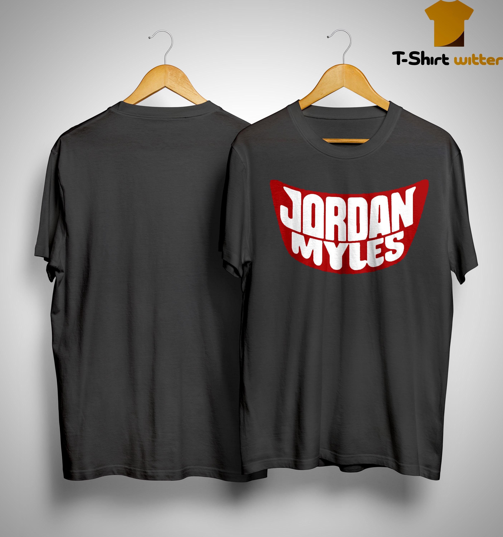 Jordan Myles T Shirt