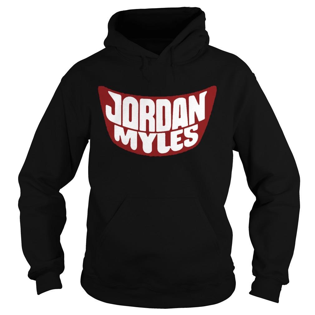Jordan Myles Wwe Racist Hoodie