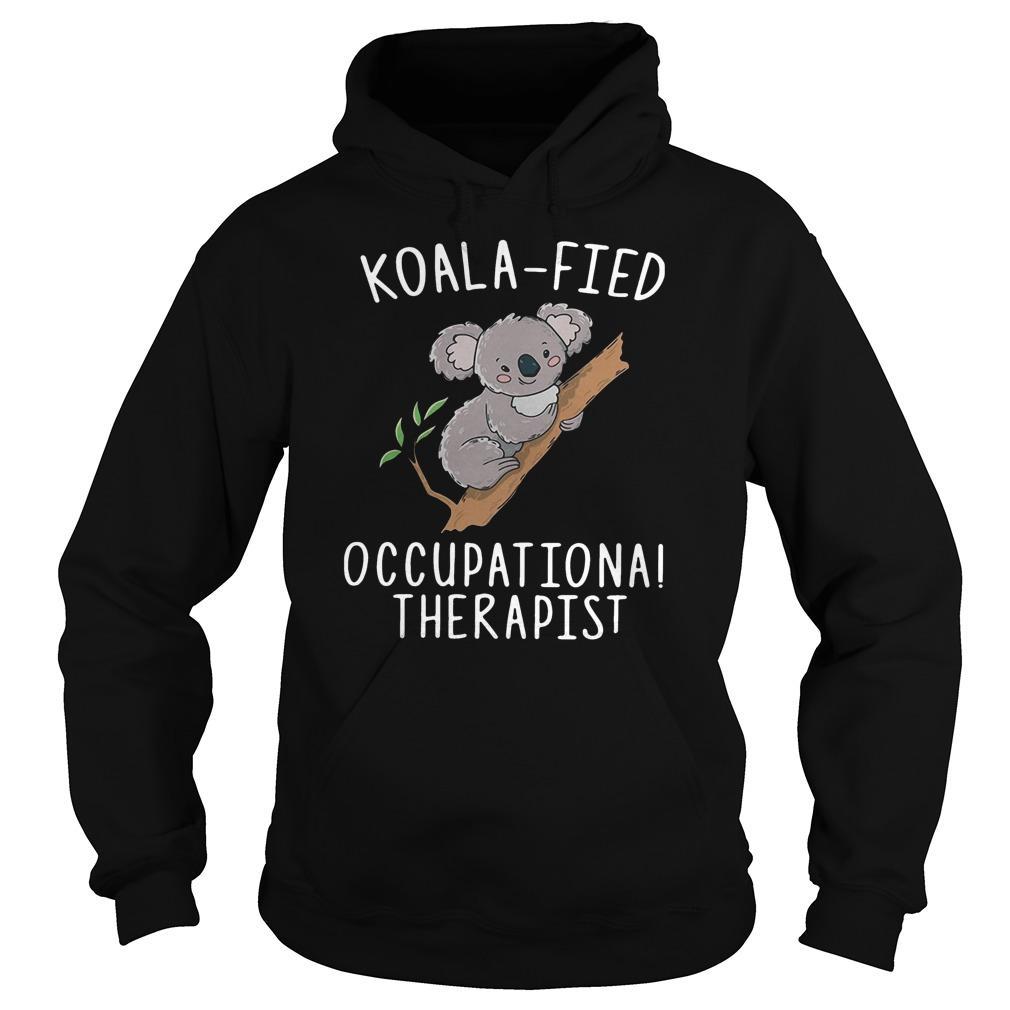 Koalafied Occupational Therapist Hoodie