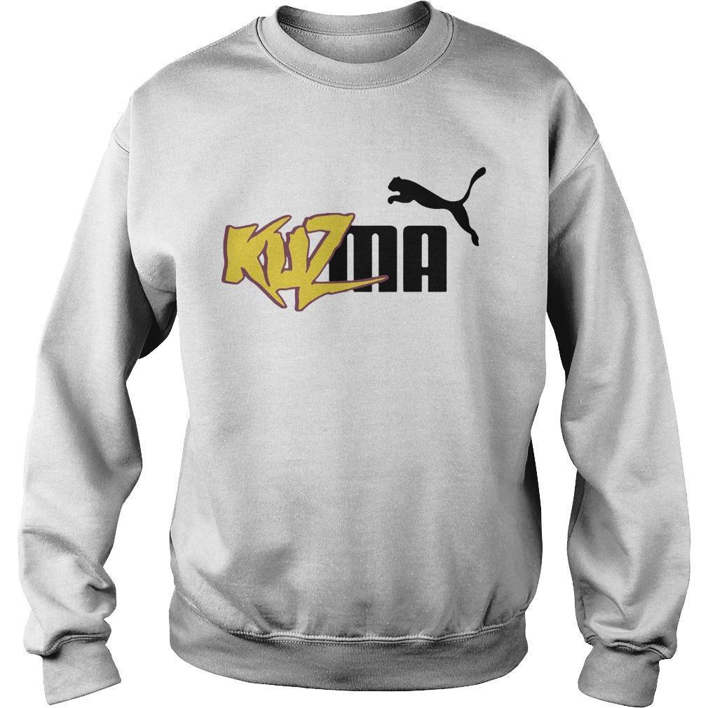 Kuzma Puma Sweater