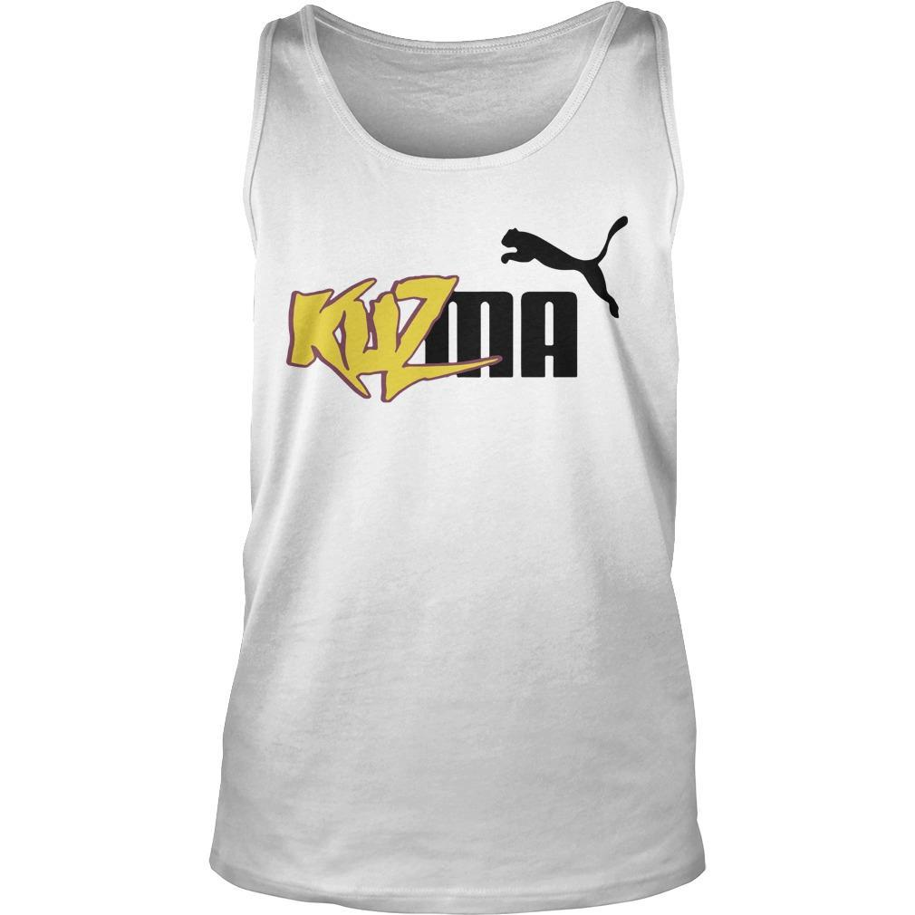 Kuzma Puma Tank Top