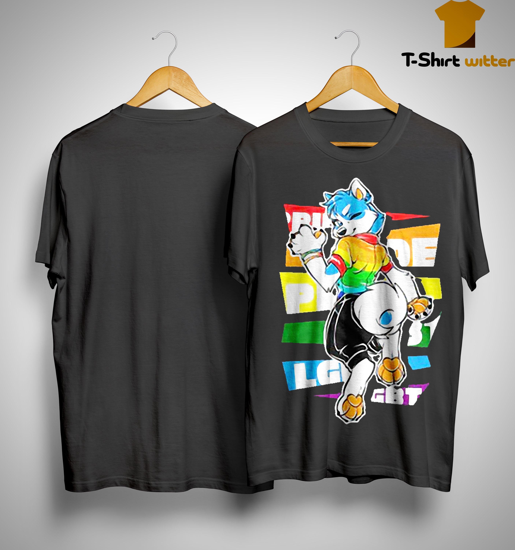 Martin The LGBT Pride Husky Shirt