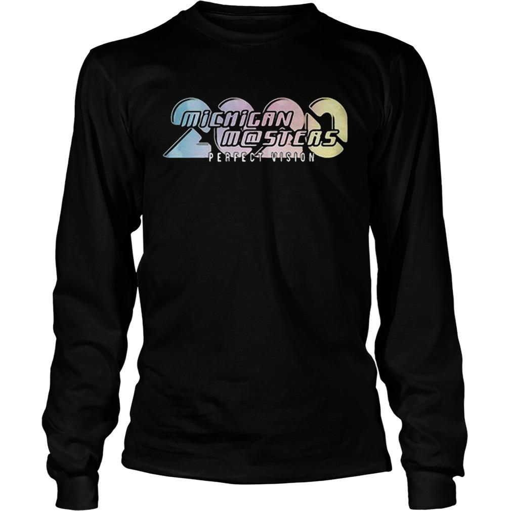 Michigan Masters 2020 Perfect Vision Longsleeve