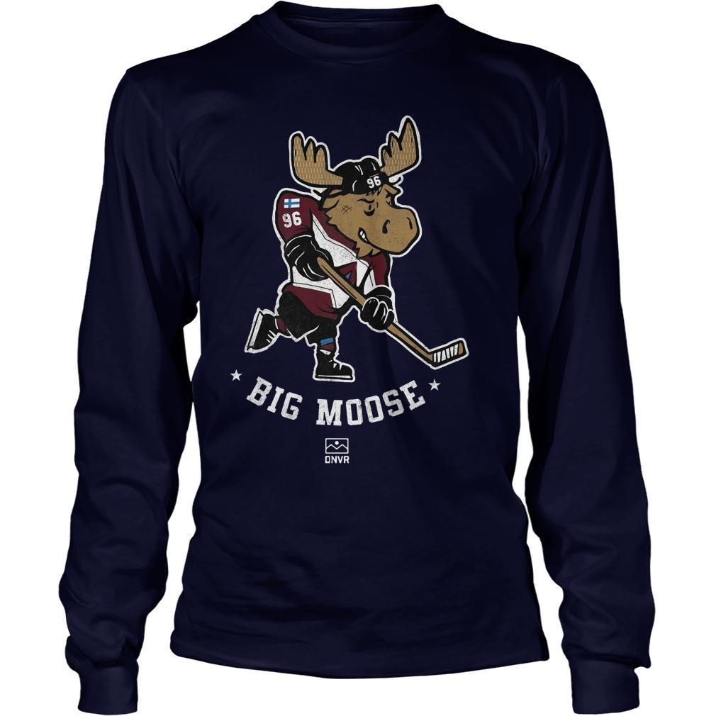 Mikko The Big Moose Longsleeve