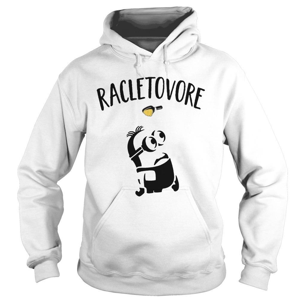 Minion Racletovore Hoodie