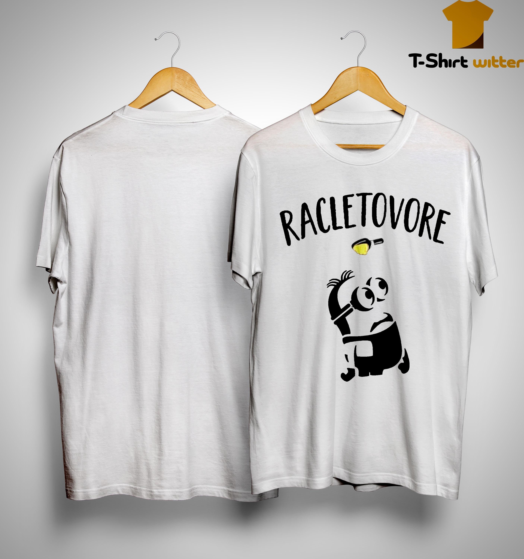 Minion Racletovore Shirt