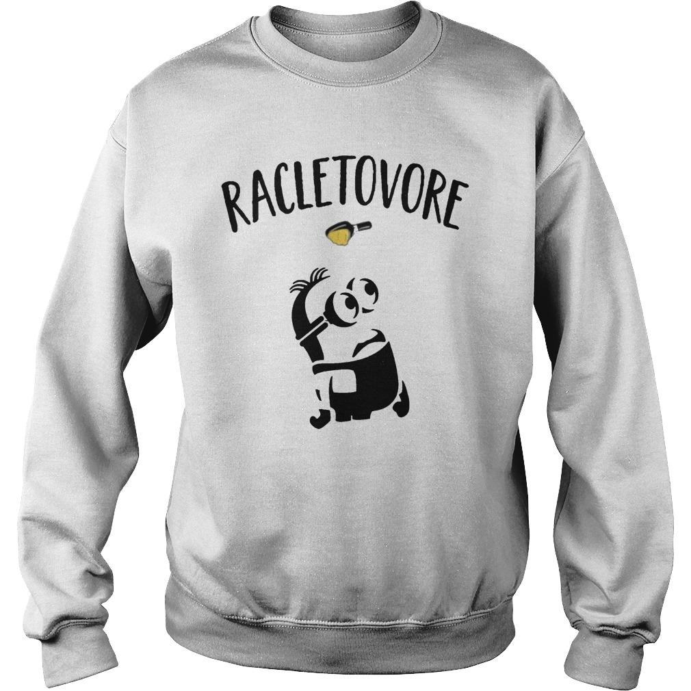 Minion Racletovore Sweater