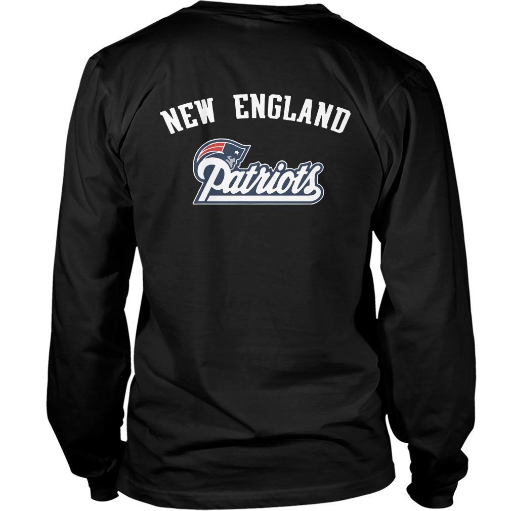 New England Patriots Infinite Gauntlet Longsleeve