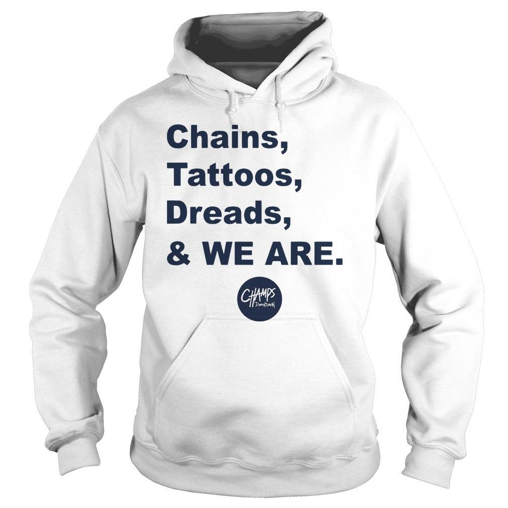 Penn State T Controversy Hoodie