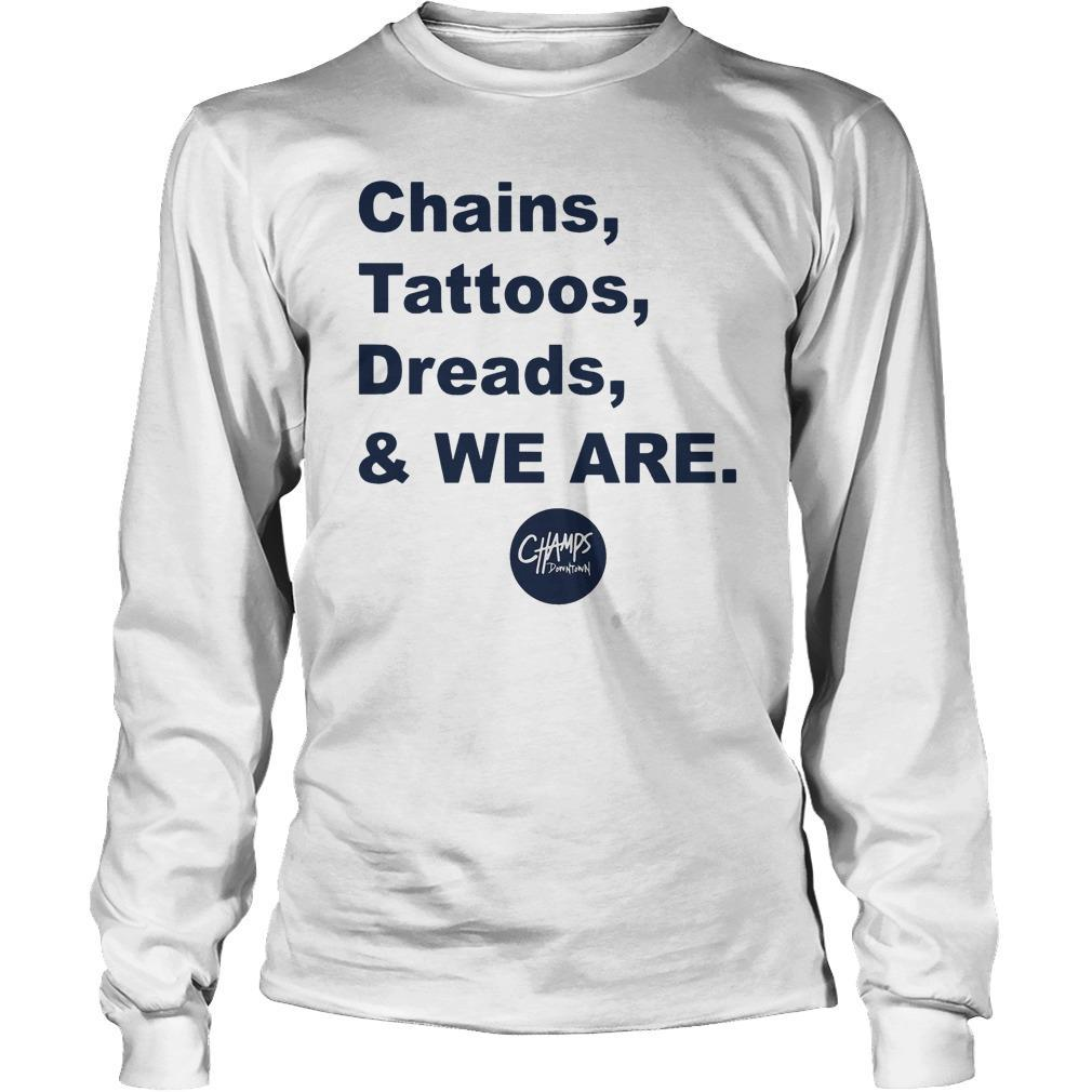 Penn State T Controversy Longsleeve