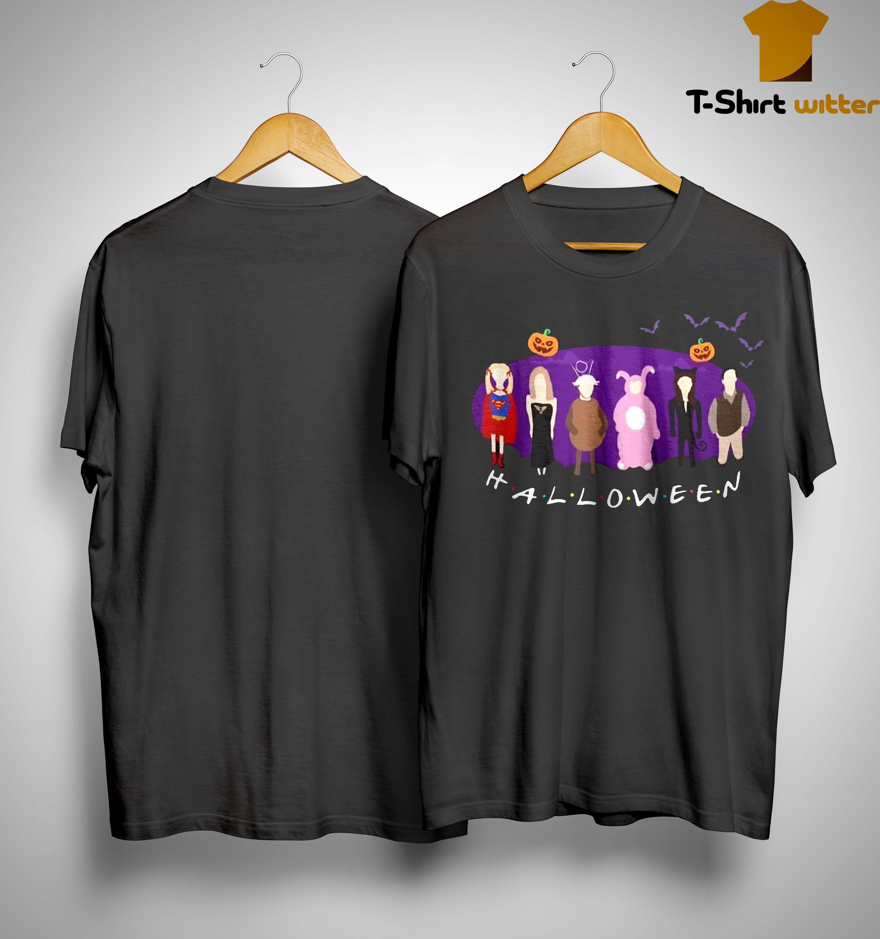 The One With Party Tv Show Friends Halloween Shirt