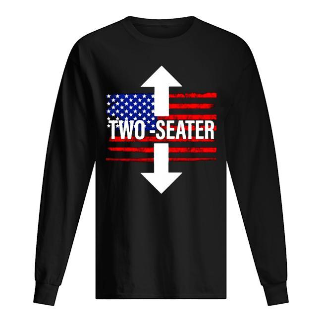 Trump Rally United States Two Seater Longsleeve