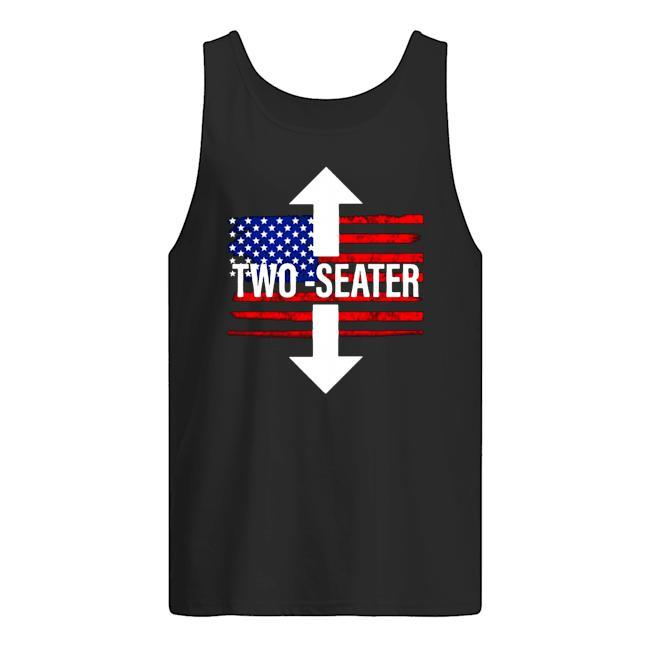 Trump Rally United States Two Seater Tank Top