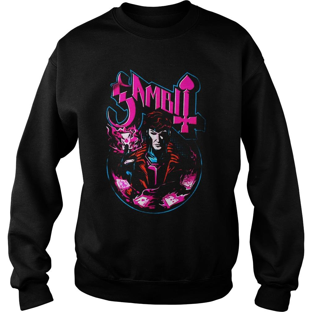 Uncanny Cajun Gambit Sweater