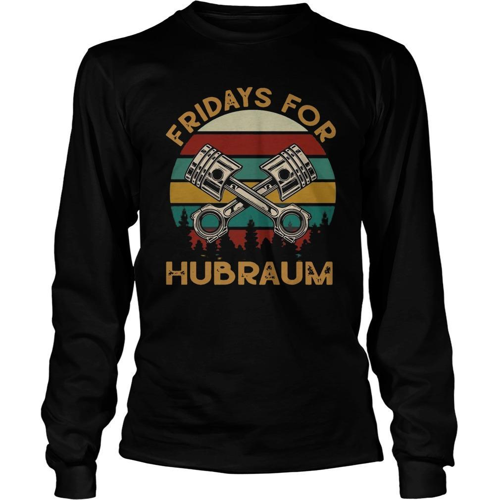 Vintage Fridays For Hubraum Longsleeve