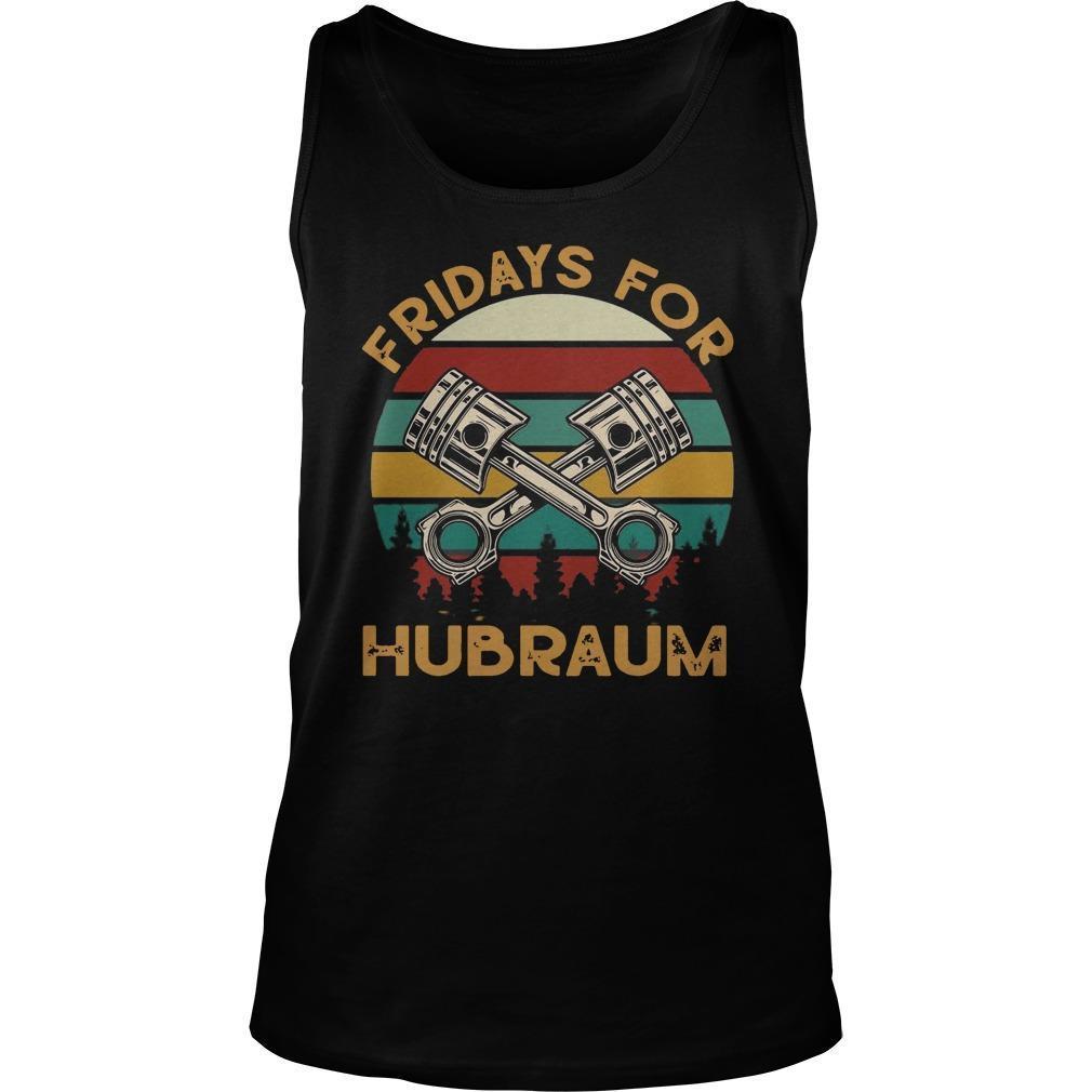 Vintage Fridays For Hubraum Tank Top