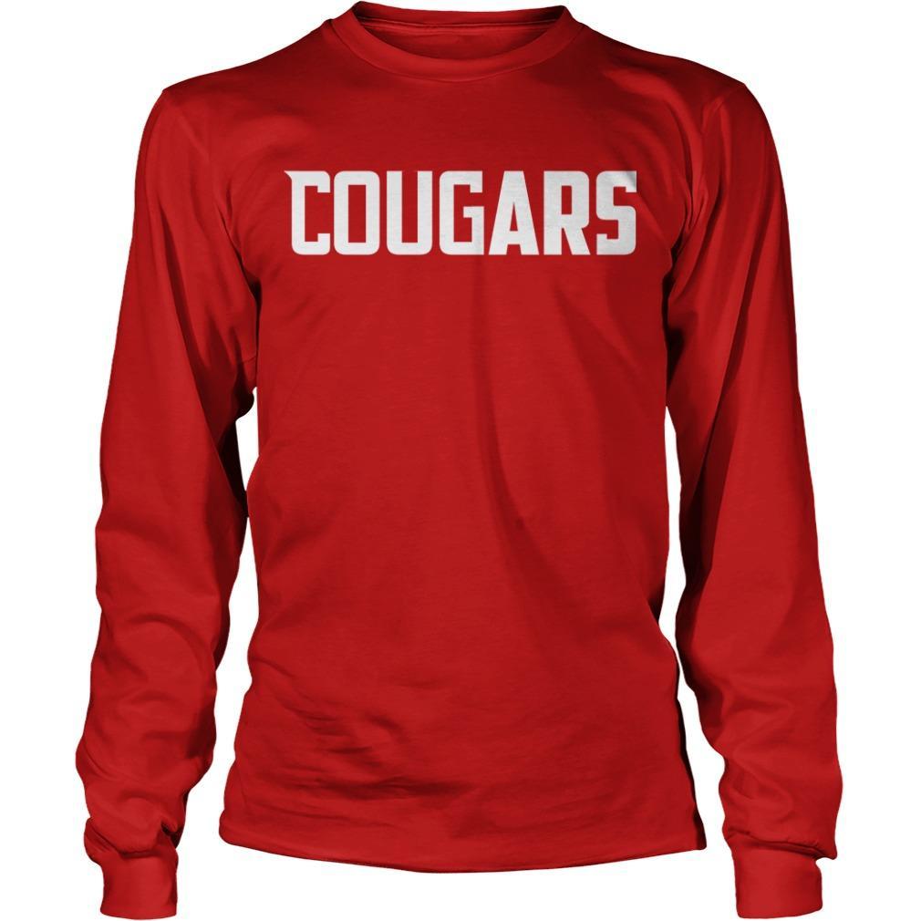 Washington State Gardner Minshew Cougars Longsleeve