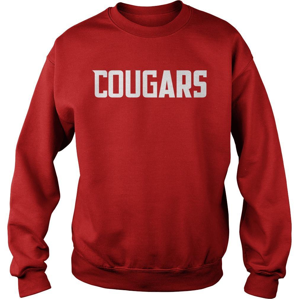 Washington State Gardner Minshew Cougars Sweater