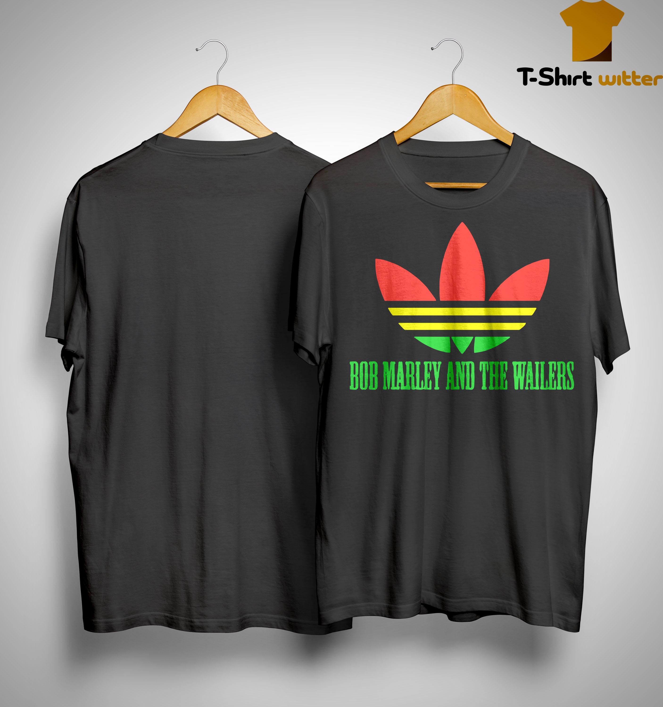 Adidas Bob Marley And The Wailers Shirt, Sweater And Hoodie
