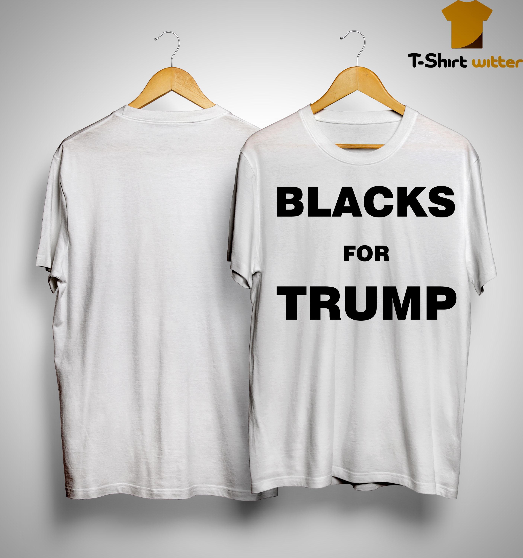 Black Voices For Trump Blacks For Trump Shirt