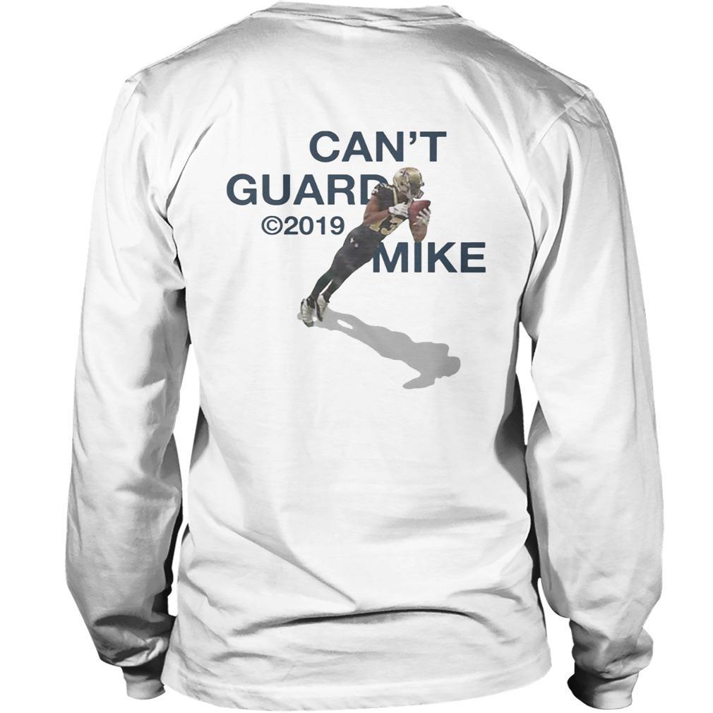 Can't Guard Mike 2019 TipToe Longsleeve