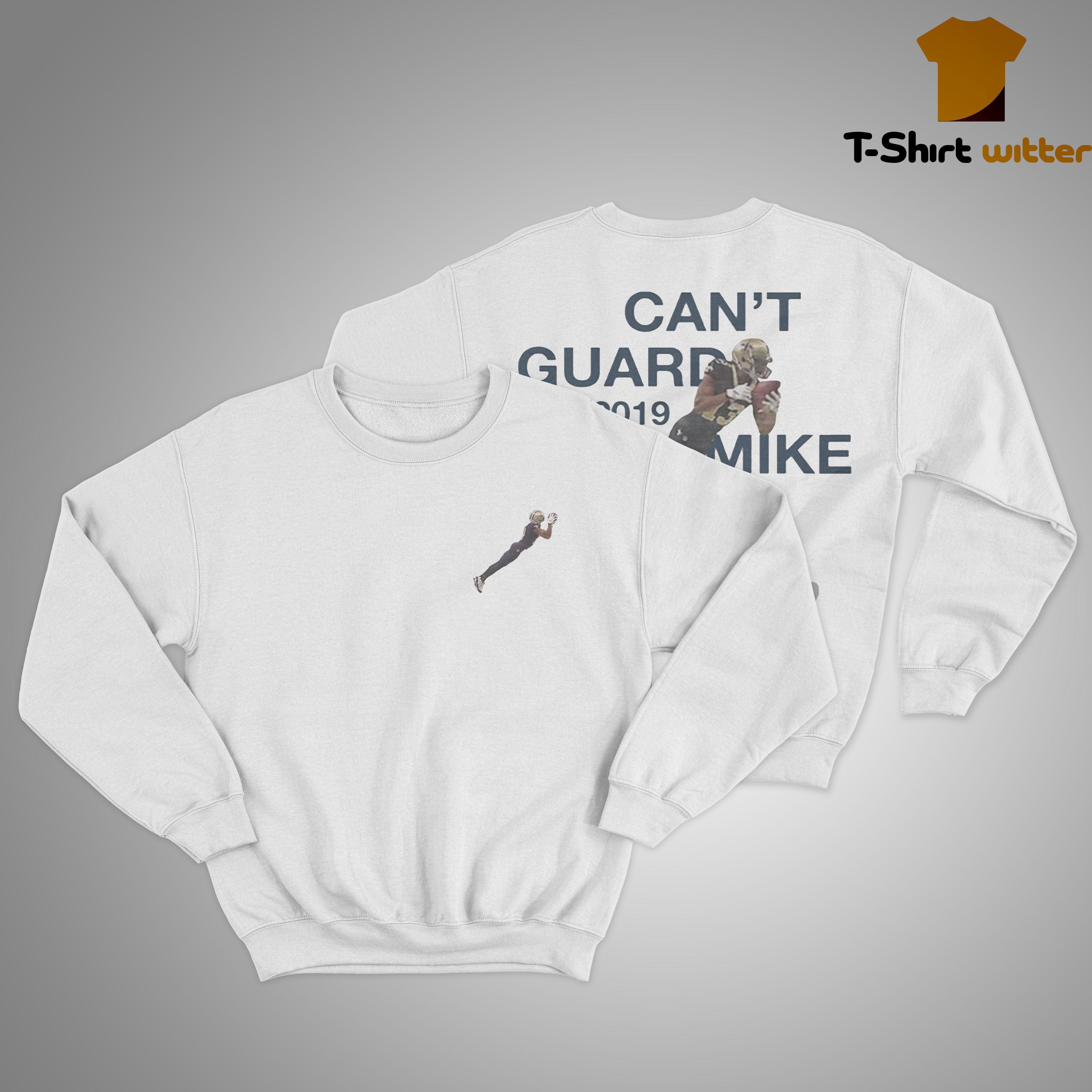Can't Guard Mike 2019 TipToe Sweater