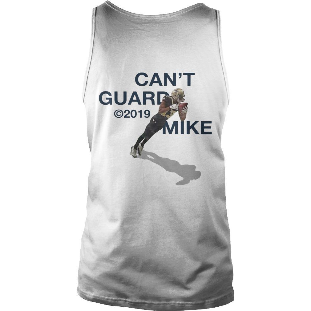 Can't Guard Mike 2019 TipToe Tank Top