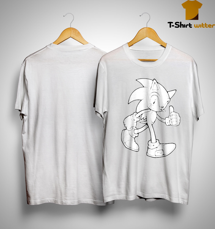 Danny Sonic Shirt