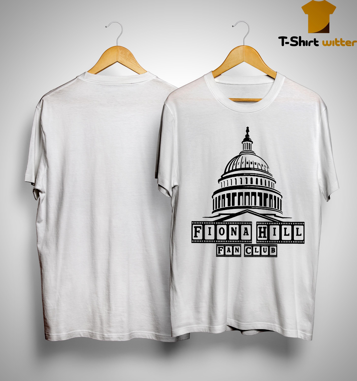 Fiona Hill Fan Club T Shirt