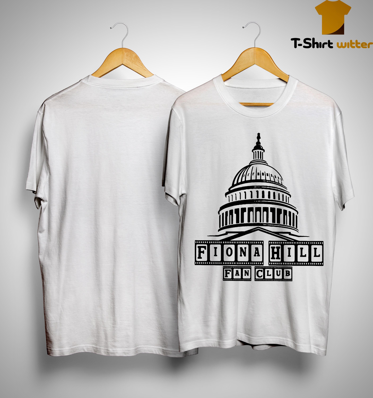 Fiona Hill T Shirt