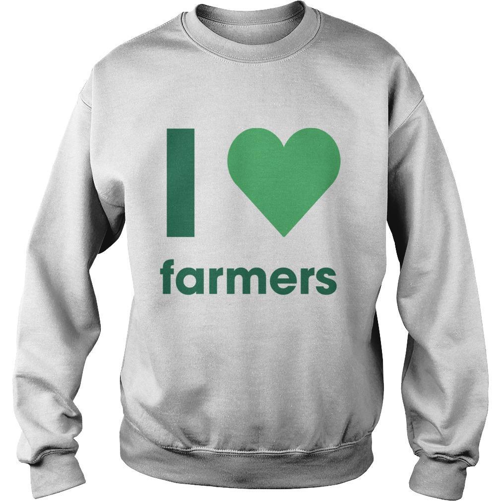 Gladys Berejiklian I Love Farmers Sweater