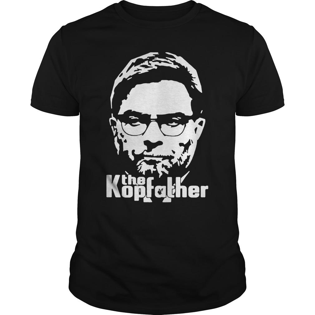 Jurgen Klopp The Kop Father Shirt