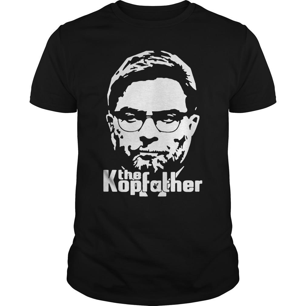 Jurgen Klopp The Kop Father Shirt