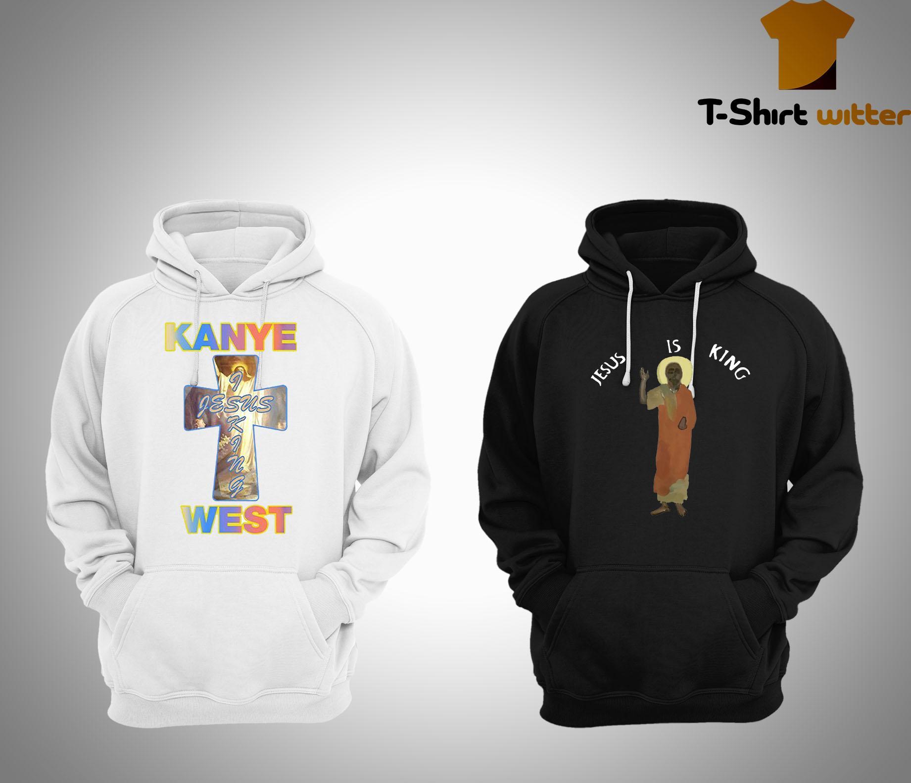 Kanye West Jesus Is King Hoodie