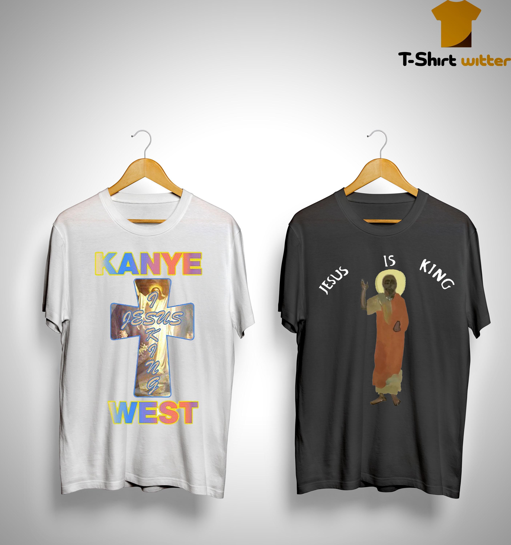 Kanye West Jesus Is King Shirt