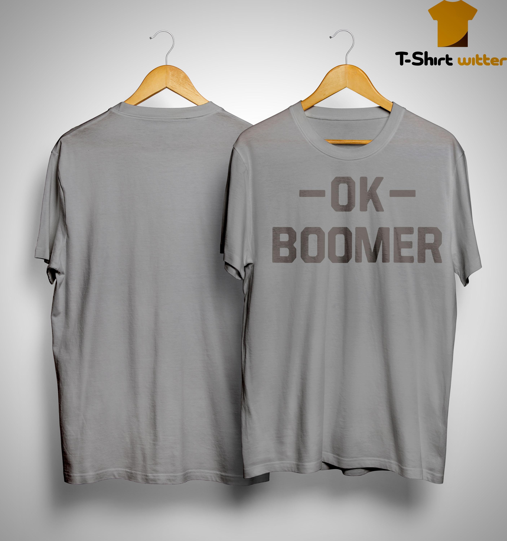 Rochester Crazy Dog Ok Boomer Shirt