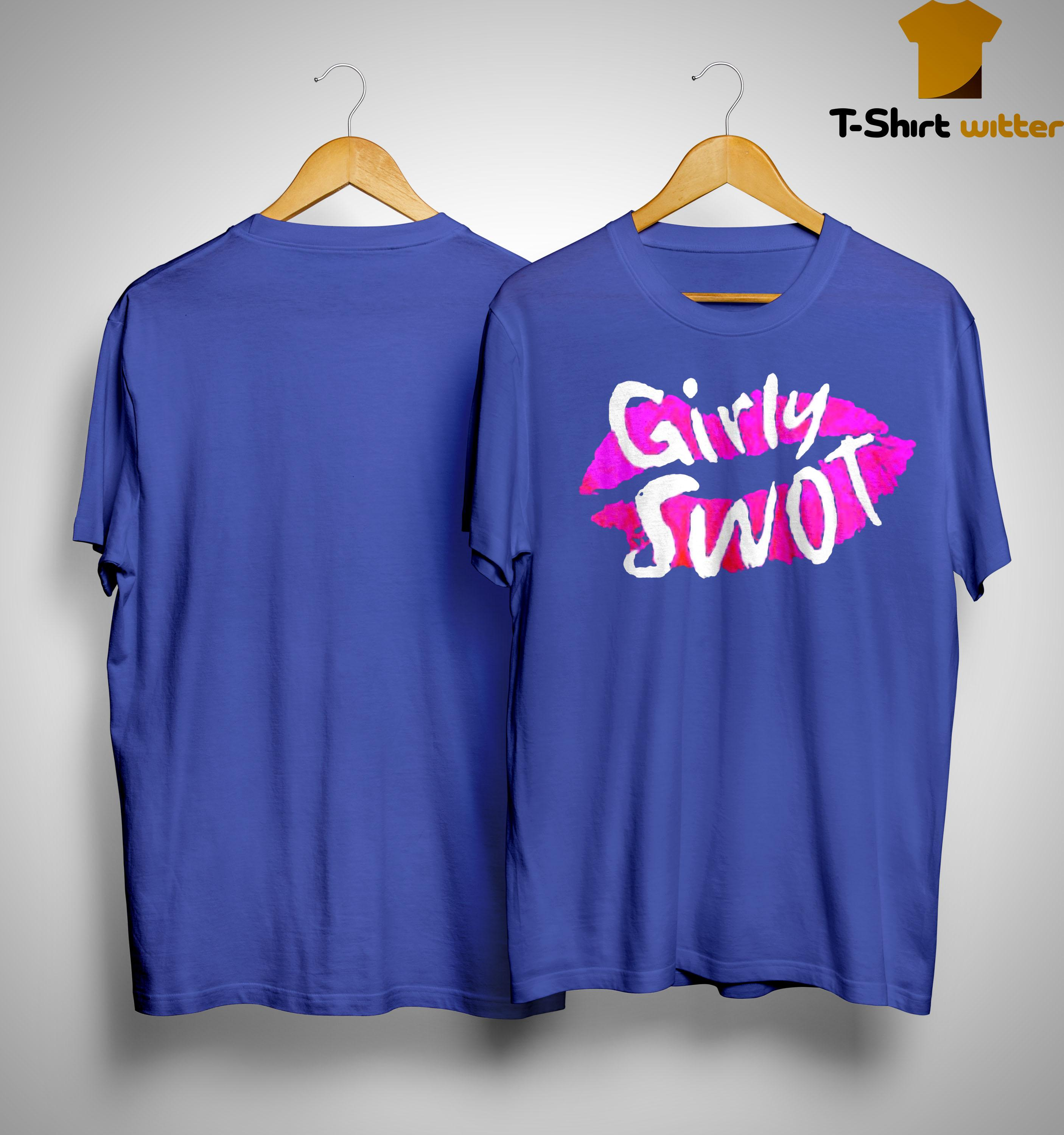 Steph Mcgovern Girly Swot T Shirt