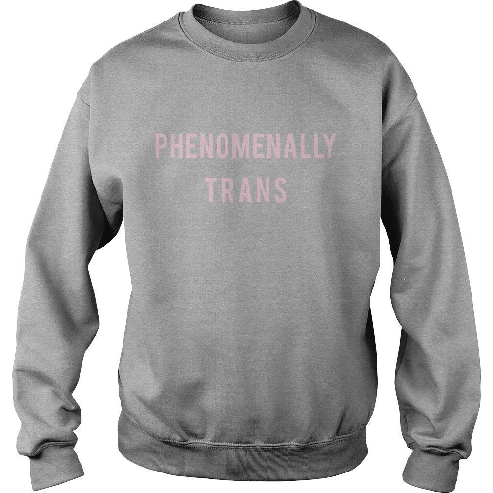 Trans Justice Phenomenally Trans Sweater