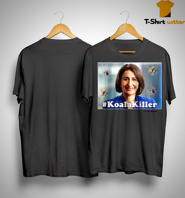 Youtube Berejiklian #koalakiller Shirt