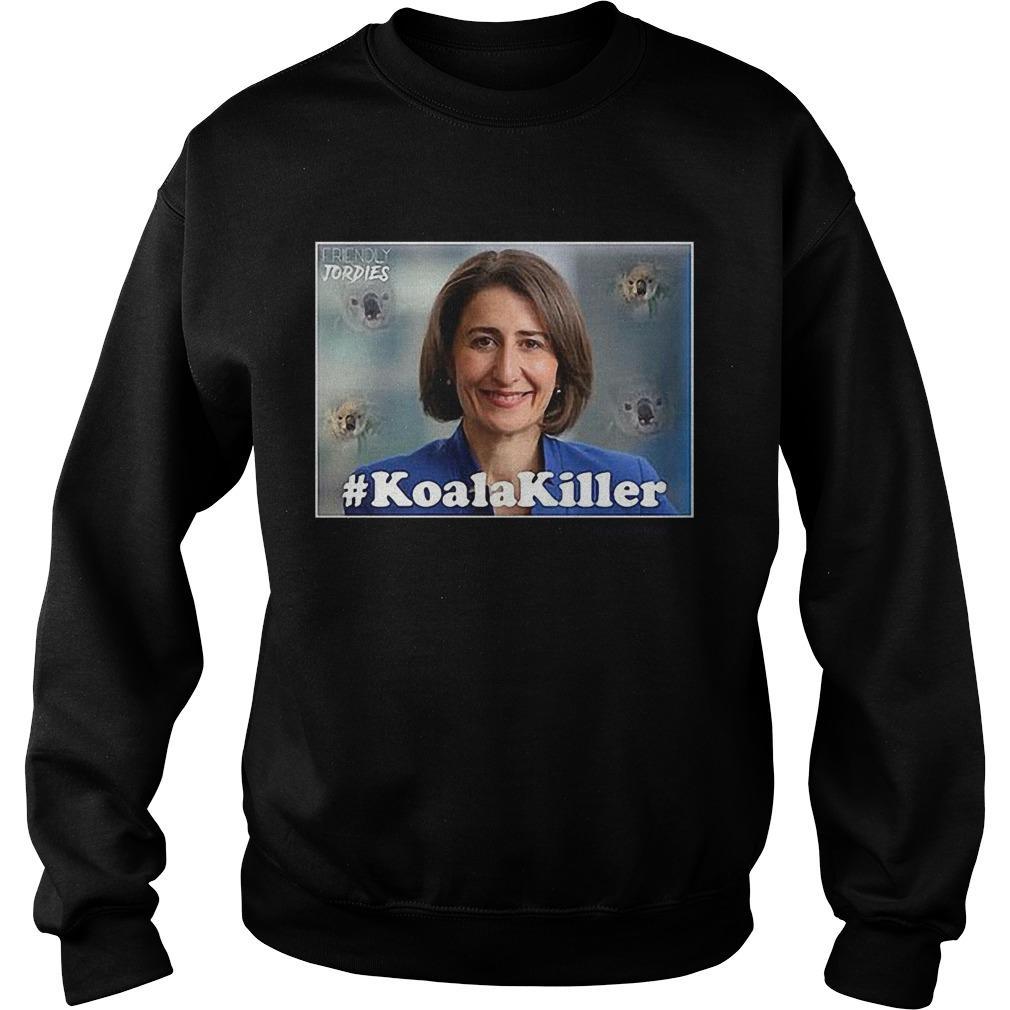 Youtube Berejiklian #koalakiller Sweater