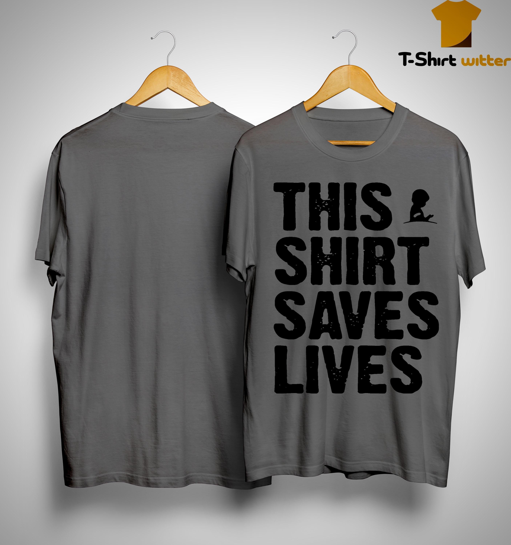 Avril Lavigne This Shirt Saves Lives Shirt