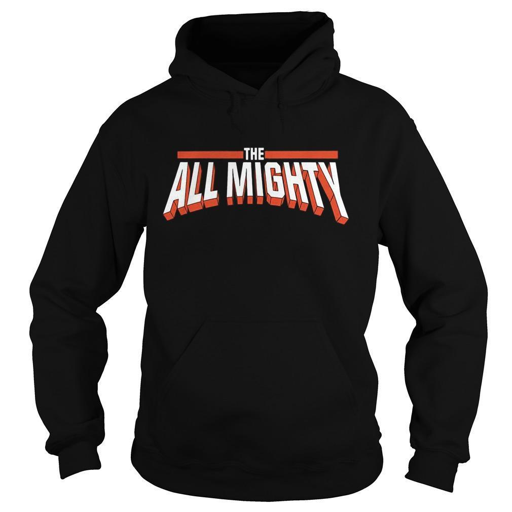 Bobby Lashley Vs Rusev The All Mighty Hoodie